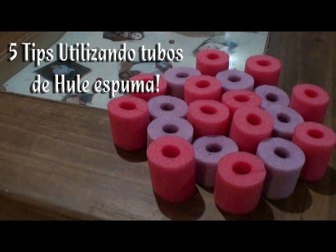 5 Tips Utilizando Tubos de hule espuma