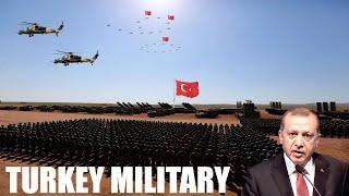 Scary! Turkey Military Power - How Powerful is Turkish? 2019
