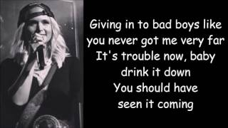 Gambar cover Miranda Lambert ~ Bad Boy (Lyrics)