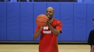 How to Shoot a Basketball Farther | Basketball Moves