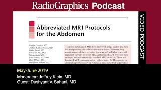 Abbreviated MRI Protocols for the Abdomen