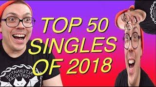 Top 50 Singles of 2018