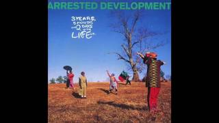 Arrested Development ‎– Dawn Of The Dreads - 3 Years, 5 Months And 2 Days In The Life Of...