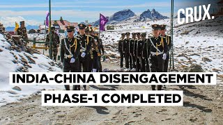 India China Initial Disengagement Finished, Both Sides Disengaged At Hot Springs & Gogra Areas - Download this Video in MP3, M4A, WEBM, MP4, 3GP