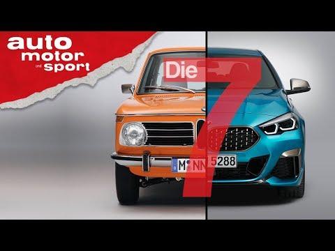 Revoluzzer 2er Gran Coupé? 7 Fakten zu klassischen BMW-Traditionen | auto motor und sport