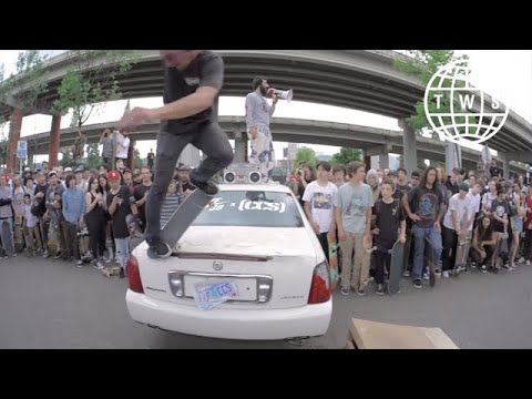 Go Skateboarding Day 2018: Portland, Tampa, Santa Cruz, Minneapolis, Charlotte
