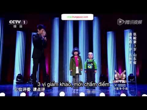 Phát sốt với sự đáng yêu của bé Hào Hào và Hy Hy