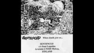 Sentenced - When Death Join Us Demo Part1