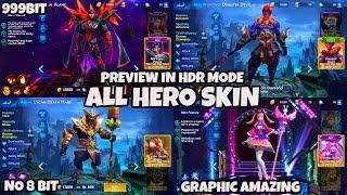Heroes Arena All Heroes Video Video