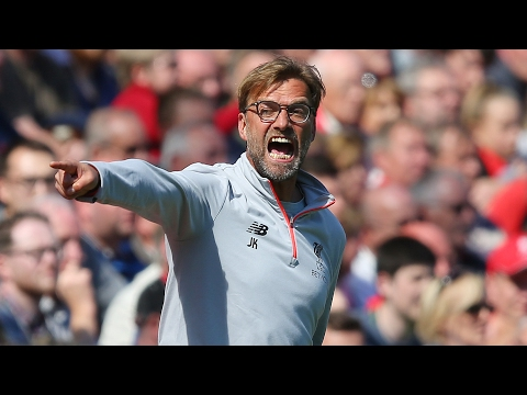 'The pitch was really dry': Klopp blames Anfield surface after Liverpool stalemate – video
