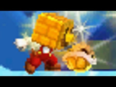 Download New Super Mario Bros 2 3ds Part 4 World 4 Video 3GP Mp4 FLV