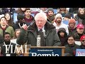 Bernie Sanders Hosts First 2020 Presidential Campaign Rally In Brooklyn | TIME