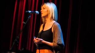 Anna Nalick - Forever Love (Digame) - Yoshi's Oakland