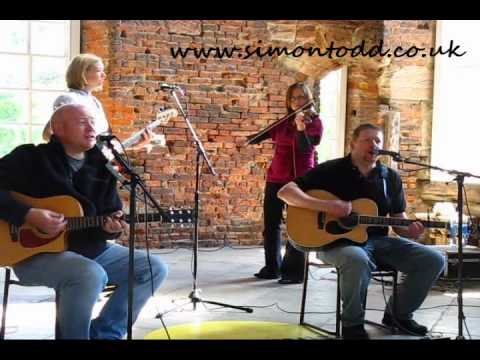 Simon Todd & Central Station - Company of Angels (LIVE) - Seaton Delaval Hall