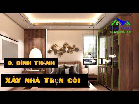 VDEO Thiết Kế 3D Công Trình Nhà Phố Q.7