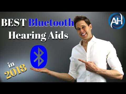 Best Bluetooth Hearing Aids In 2018 | Top 4 Bluetooth Hearing Aids