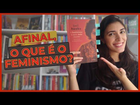 O FEMINISMO É PARA TODO MUNDO, bell hooks | RESENHA