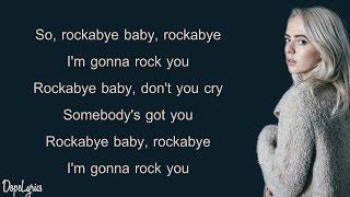 Clean Bandit - Rockabye (ft. Sean Paul & Anne-Marie)(Lyrics)(Madilyn Bailey Cover)