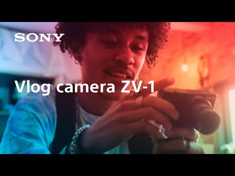 """Sony ZV-1 vlogging kit (24-70mm, 20.10Mpx, 1"""")"""