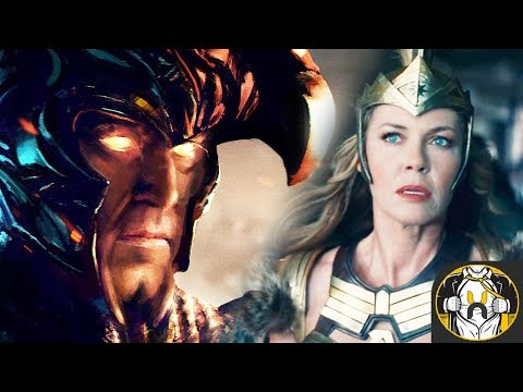 Will Steppenwolf Destroy Themyscira in Justice League (2017)?