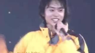 Arashi 嵐 -I love u Can't take my eyes off you