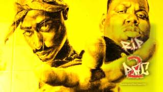 2Pac & Biggie Smalls - The White Man