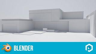 5 Simple Steps to Make Exterior Lighting in Blender 2 8