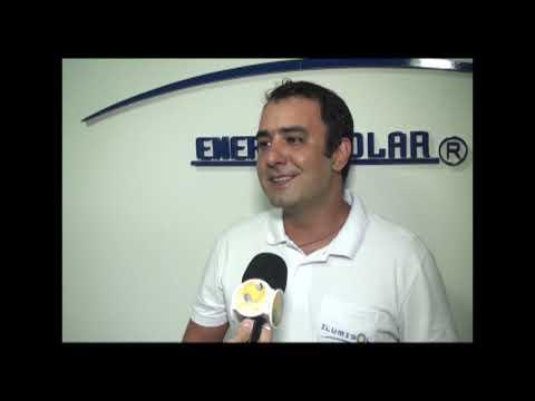 Ilumisol é inaugurada em Patos de Minas e oferece tecnologia que reduz valor da conta de energia