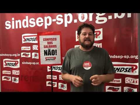 Nota do SINDSEP sobre o direito de greve