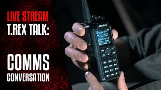 Communications – TREX TALK: Comms Conversation