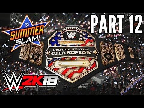 WWE 2K18 #12 | MY CAREER MODE - PPV SUMMERSLAM 2019 |