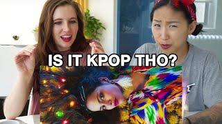 Non-Korean KPOP girl group Z-GIRLS M/Vs Reaction | KPOP, PLZ