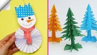 17 Diy Christmas | Christmas Crafts | 5 Minute Crafts Christmas