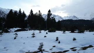 preview picture of video 'Rama meadows Astore GB in winter'
