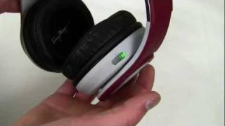 Fanny Wang Custom DJ 2001 Over-Ear Designer Headphones with Bass Boost Review