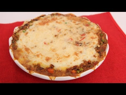 Vegetarian Shepherd's Pie Recipe – Laura Vitale – Laura in the Kitchen Episode 495