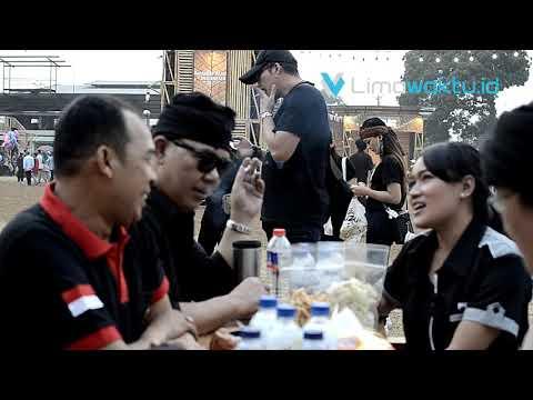 Kebersamaan Wakil Wali Kota Cimahi Ngatiyana dengan Para Seniman