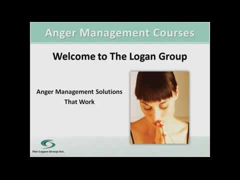 $29.95 Anger Management Classes for Court