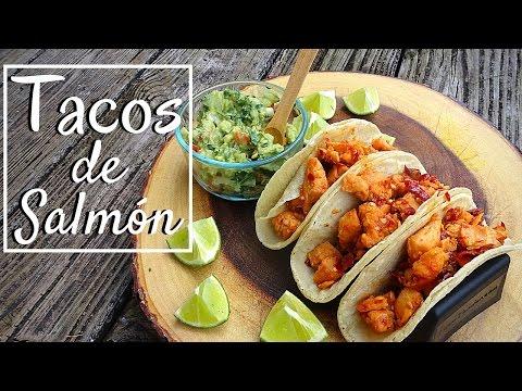 Tacos de Salmón Adobado | La Capital