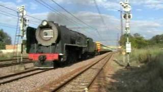 Homeward Bound with 15F 3117 - Mothers Day Steam Special - 9 May 2010