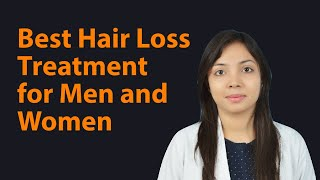Hair loss Treatment for Men and Women: Treatment for Hair Fall and Hair Fall Solution