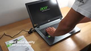 Acer Aspire E5-771G-78TT (NX.MNVER.007) Noutbuk