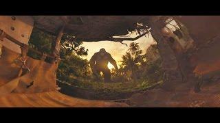映画『キングコング:髑髏島の巨神』VR映像HD2017年3月25日公開