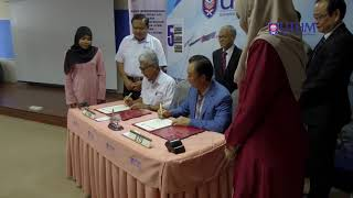 Letter of Intent (LoI) Between UTHM and Sena Traffic Systems Sdn. Bhd.