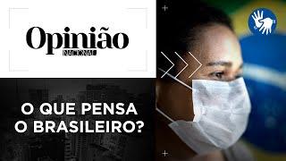 OPINIÃO NACIONAL: 50% dos moradores de favelas dizem que a renda diminuiu muito