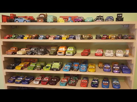 LittleHarky's Entire Disney Pixar Cars Diecast Collection (1,000 Subscriber Special)