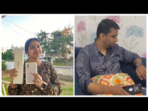 Black Friday shopping surprised him unboxing iPhone 11and Apple Watch~Indian In America ~USA vlog