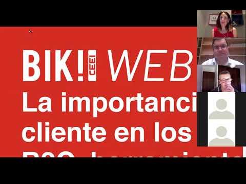 """BIk Webinar:""""La importancia del cliente en los modelos B2C, herramientas para gestionarlo""""29/07/2020[;;;][;;;]"""