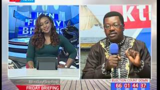 Mind your Language with Willice Ochieng' 'The Word Master': Friday Briefing pt 4