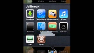 How to have 5 apps in your Iphone/Ipod Dock